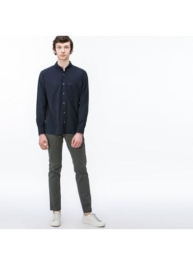 Lacoste Erkek Slim Fit Pantolon HH0905.05Y Yeşil